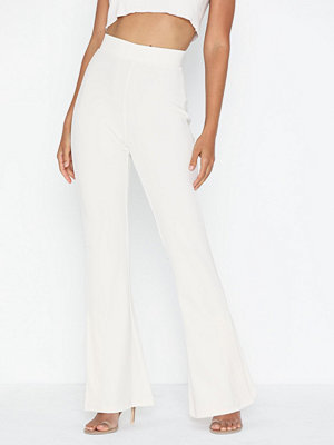 NLY Trend vita byxor Folded Front Tailored Pants
