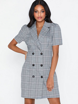 NLY Trend Checked Blazer Dress