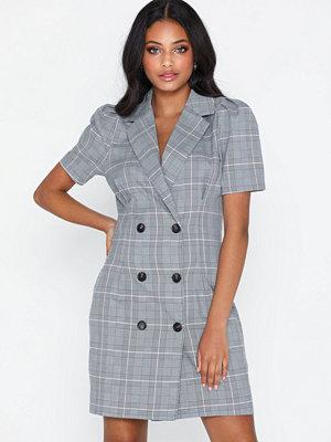 NLY Trend Checked Blazer Dress