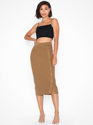 Vila Visolda Knit Skirt/As
