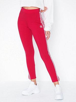 Adidas Originals röda byxor Tights