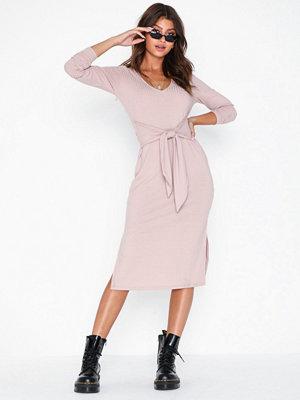 NLY Trend Rib Tie Dress