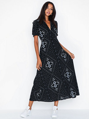 Vero Moda Vmnice S/S Ancle Dress Exp