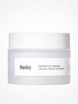 Ansikte - Huxley Cream: Fresh and More