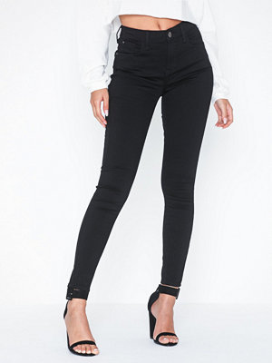 Jeans - River Island Amelie Black Jeans