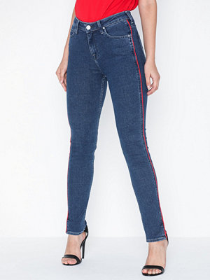 Lee Jeans Scarlett Piping Red Stowe