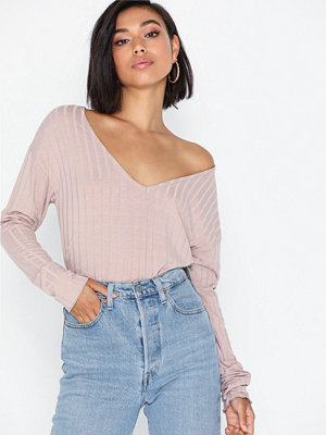 Toppar - NLY Trend Perfect Rib Top