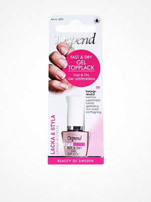 Depend Fast & Dry Gel Topplack