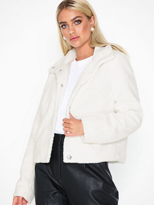 NLY Trend Short Faux Fur