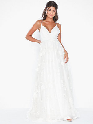 Maya Embroidered Bridal Maxi D