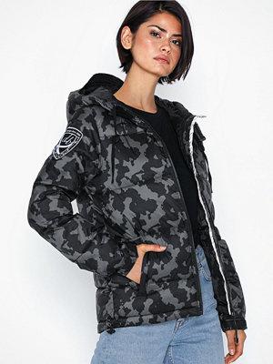 d.brand Eskimå Down Jacket Camo