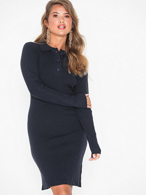NLY Trend Rib Collar Dress