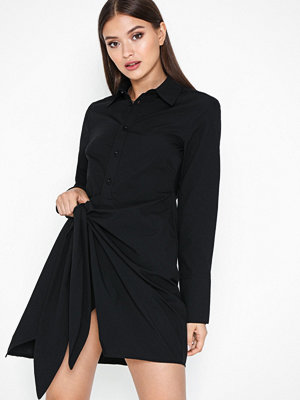 NLY Trend Wrapped Shirt Dress