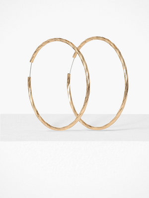 Pieces örhängen Pcgubi Hoop Earrings