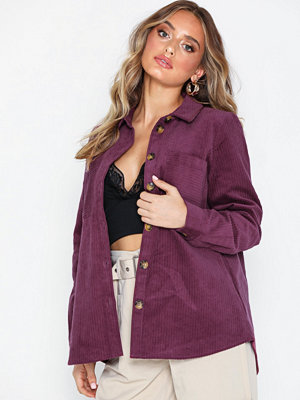 Vero Moda Vmcairo L/S Shirt Jacket Wvn