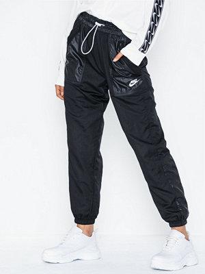 Nike svarta byxor W Nsw Pant Wvn Cargo Rebel