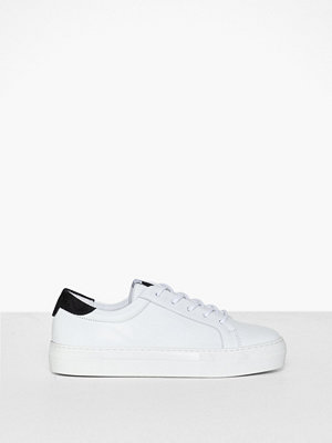 J. Lindeberg Low Lace Sneaker-Sauvage Nappa