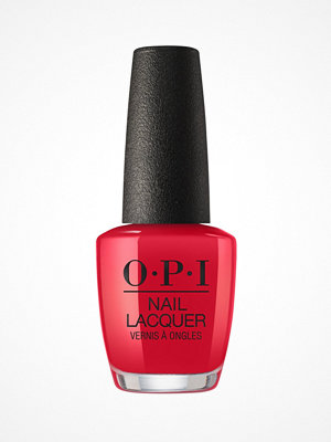 Naglar - OPI Scotland Collection Red Heads Ahead