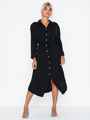 Vero Moda Vmcatrin 7/8 Calf Shirt Dress Wvn