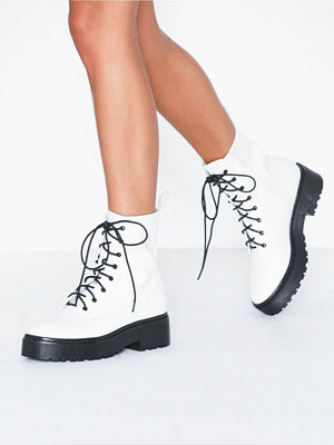 NLY Shoes Perfect Laced up boot