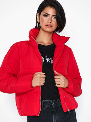 Jacqueline de Yong Jdyerica Short Padded Jacket Otw No Röd