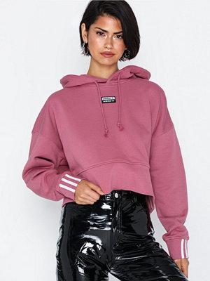 Street & luvtröjor - Adidas Originals Crop Hood