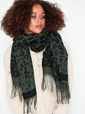 Halsdukar & scarves - Pieces Pchabeo Long Scarf