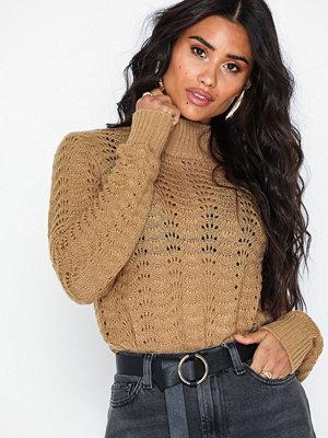 Tröjor - Y.a.s Yasbeala Ls Knit Pullover