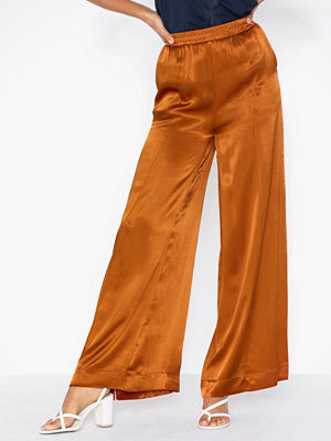 Gestuz orange byxor TiljaGZ pants