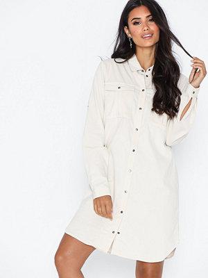 Noisy May Nmlena L/S Corduroy Shirt Dress