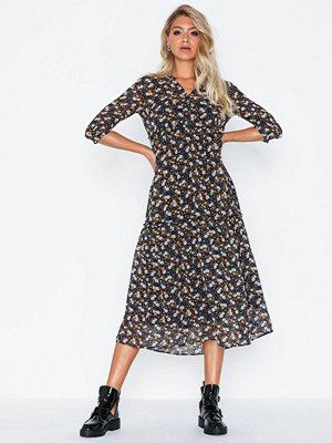 Jacqueline de Yong Jdyminna 3/4 Long Dress Wvn