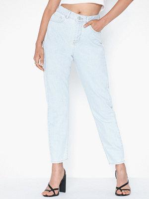 Noisy May Nmisabel Hw Ankle Mom Jeans KI017LB