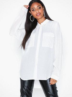 Skjortor - Vila Vithoma L/S Shirt - Noos