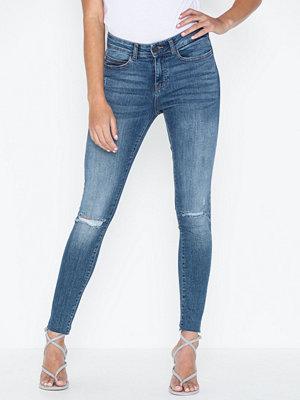 Noisy May Nmlucy Nw Skinny Ank Jeans AZ087MB