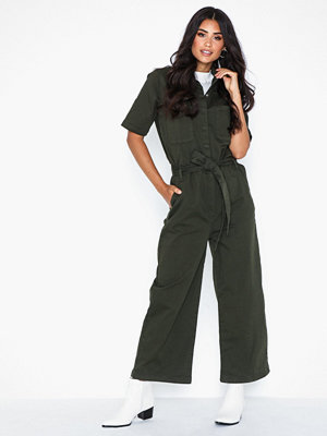 Jumpsuits & playsuits - Selected Femme Slfvicky 2/4 Crop Rosin J