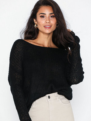 Missguided Twist Back Jumper
