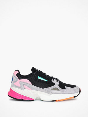 Adidas Originals Falcon W Svart/Multi