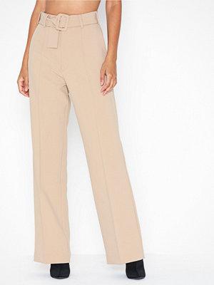 Ivyrevel omönstrade byxor Belted Suit Pants
