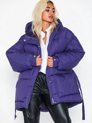 NLY Trend Belted Puffer Jacket