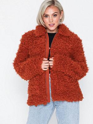 Fuskpälsjackor - Y.a.s Yastania Faux Coat