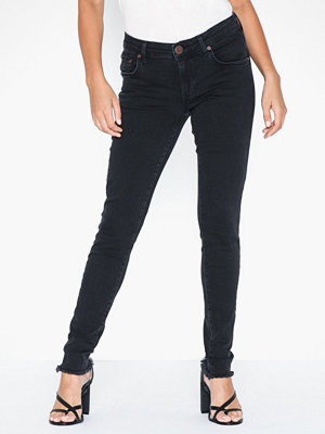 One Teaspoon Black Swan Freebirds II Low Waist Skinny