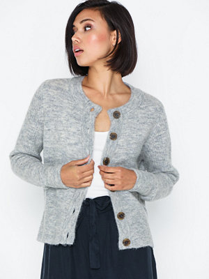 Selected Femme Slfsia Ls Knit Cardigan Noos