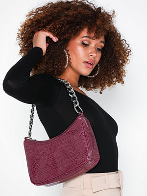 Handväskor - NLY Accessories Chunky Chain Bag