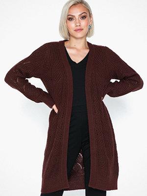 Object Collectors Item Objnova Stella L/S Knit Cardigan No