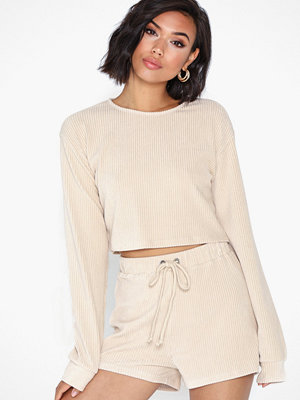 NLY Trend Cord Sweat Set