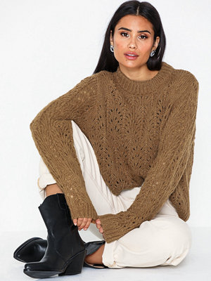 Pieces Pchenna Ls O-Neck Knit