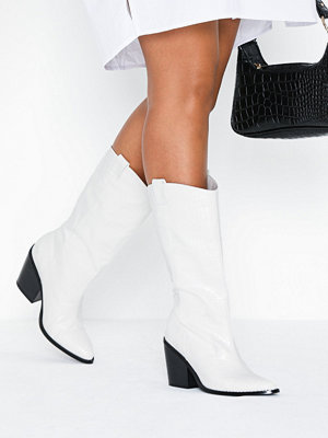 NLY Shoes Flirty Calf Boot