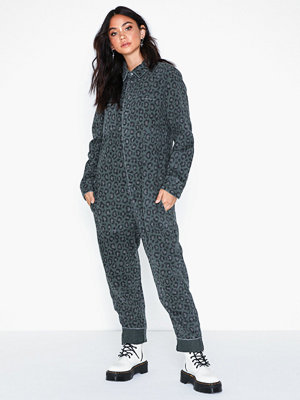 One Teaspoon Night Crawler Paradise Jumpsuit