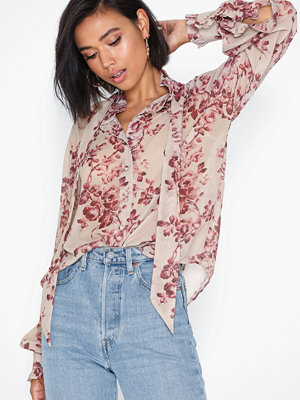 NLY Trend Cute Tie Blouse
