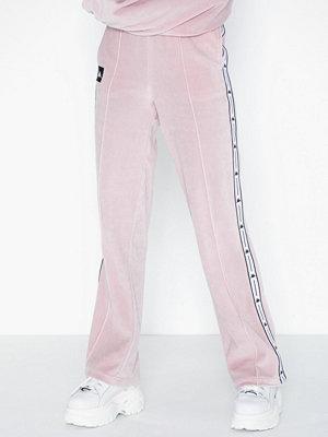 Kappa gammelrosa byxor med tryck Ladies Pants , Auth.JPN Barav